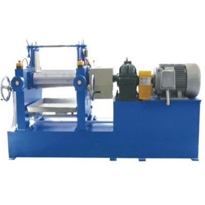 Rollers-Rubber-Sheet-Making-Machine